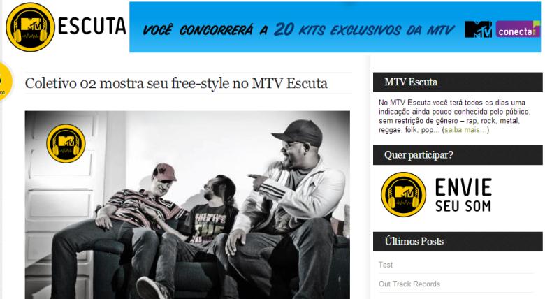 MTV Escuta